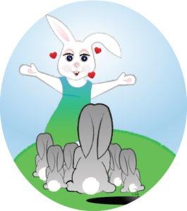 bunny mom full scene